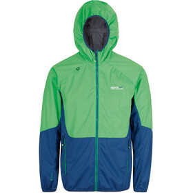 Regatta Tarvos Softshell Jacket Men Fairway Green/Dark Denim